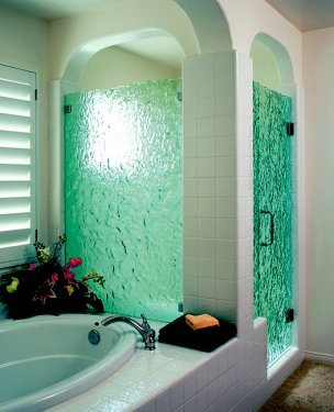 Glass Showers ⋆ Pacific Tile Of Alaska